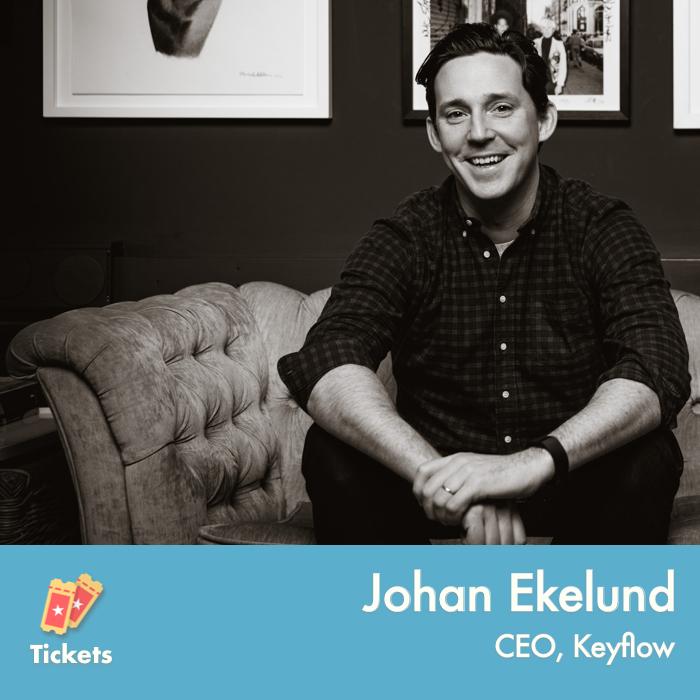 Johan Ekelund, Keyflow