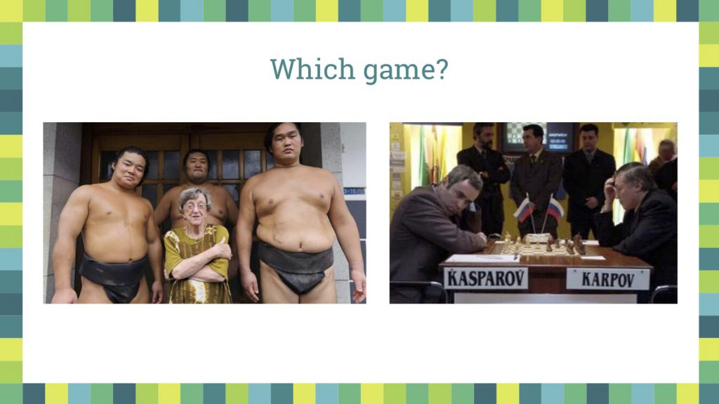 Which Game?!