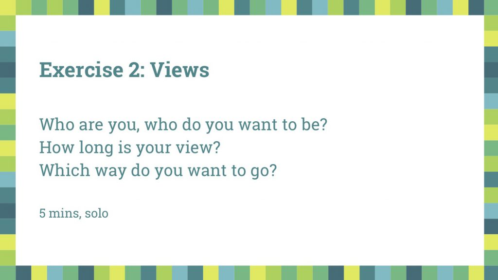 Exercise 2: Views