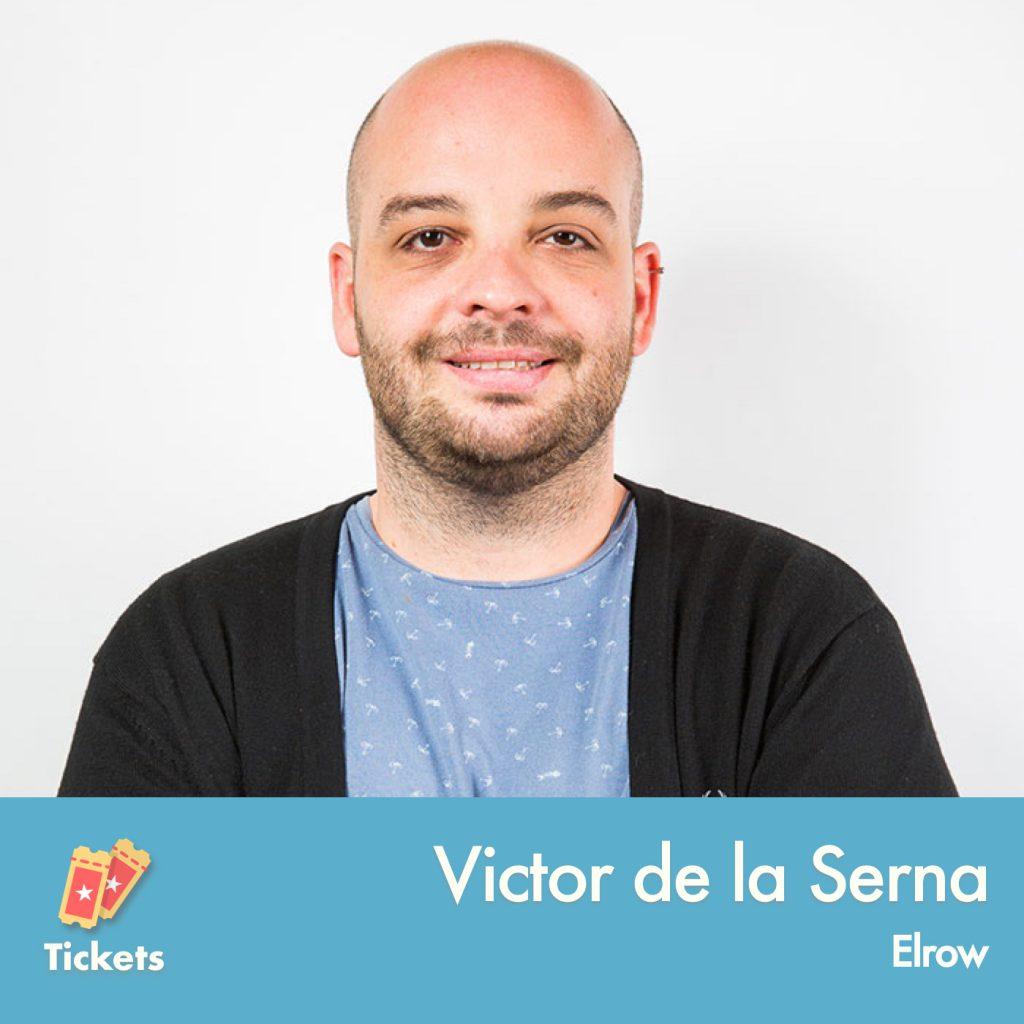 Victor de la Serra, elrow